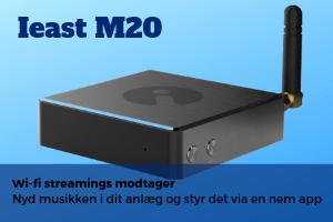 Ieast m20 wi-fi streamer