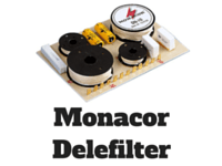 Monacor delefilter