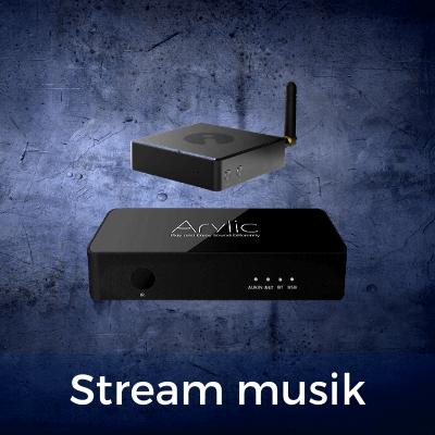 Stream musik