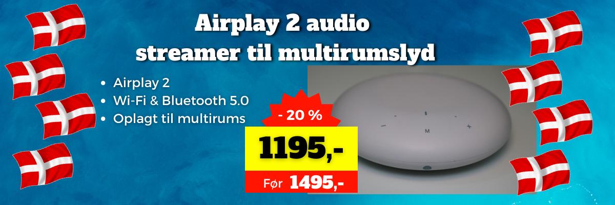 Airplay 2 streamer