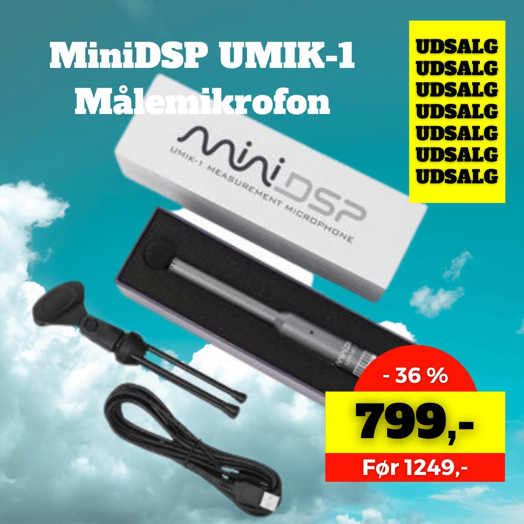 umik-1 målemikrofon