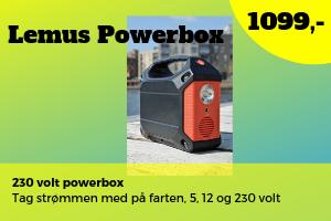 Lemus powerbox